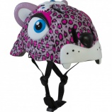 Шлем Crazy Safety Pink Leopard