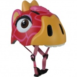 Шлем Crazy Safety Red Giraffe