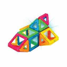 Magformers Neon LED set 31P фото 2
