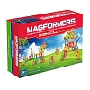 Magformers Neon color set 60
